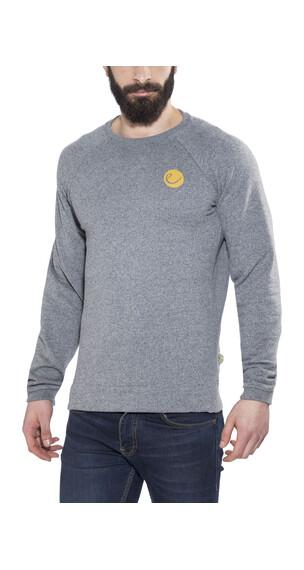Edelrid Kamikaze - Camiseta de manga larga - gris